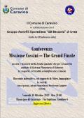 Conferenza Missione Cassini – The Grand Final