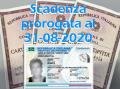 Carte d'identità: prorogata la validità al 31 agosto 2020